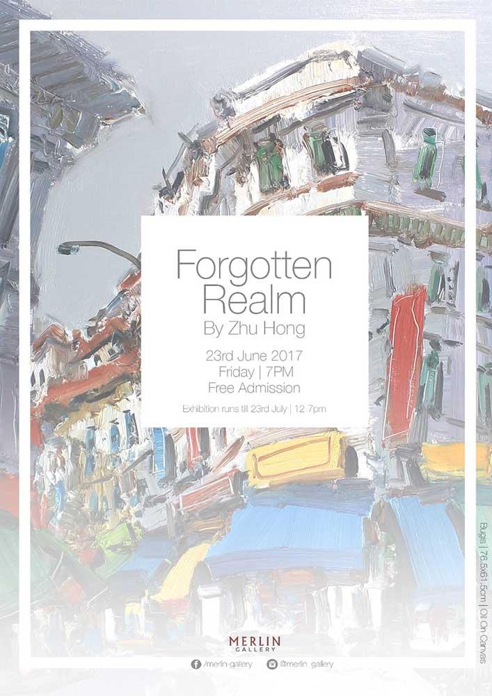 Forgotten Realm by Zhu Hong