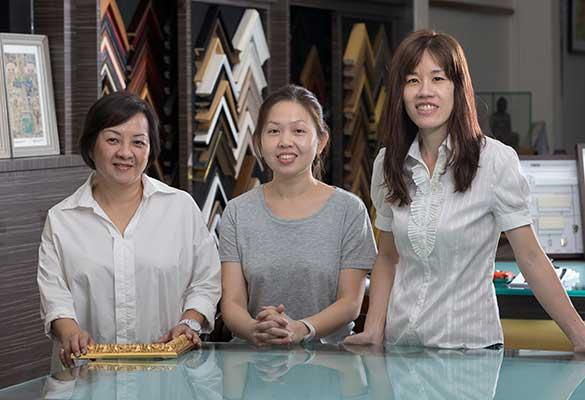 Merlin Frame Maker Sales Staff