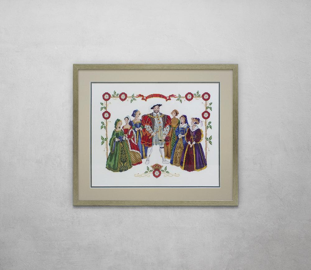 King Henry Cross Stitch